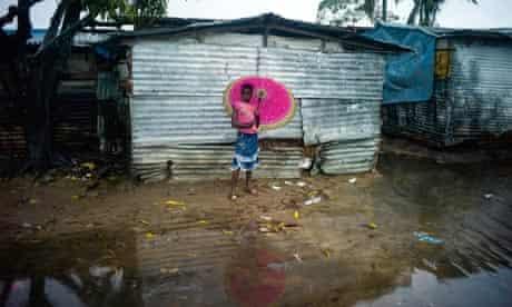 Floods in Liberia