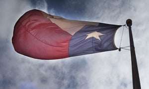 The Texan flag