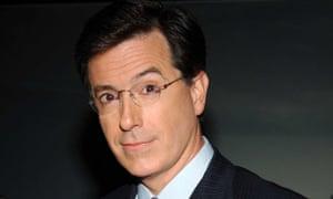 Stephen Colbert is taking over from David Letterman