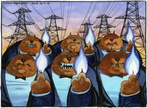 14.11.12: Steve Bell on the gas-trading scandal