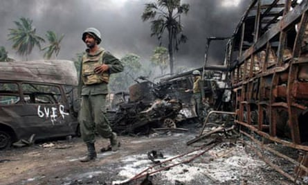 The leaked UN report says the organisation's Sri Lanka mission was too inexperienced