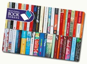 Book Token Designs: National Book Token design 2009