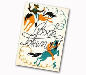 Book Token Designs: National Book Token 1950