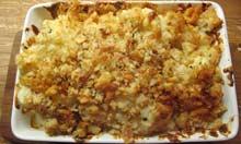Jamie Oliver recipe cauliflower cheese