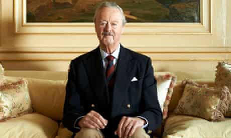 John Spencer-Churchill, 11th Duke of Marlborough