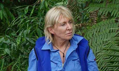 Lost in the jungle: Dorries on I'm A Celebrity.