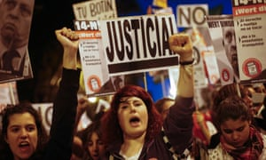 Demonstrators shout slogans as they take part in a march during a 24-hour nationwide general strike in central Madrid November 14, 2012.