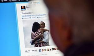 obama twitter social speech
