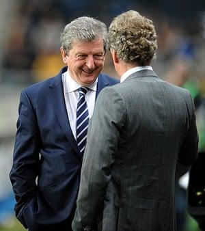 footy: Soccer - International Friendly - Sweden v England - Friends Arena