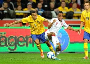 footy2: Soccer - International Friendly - Sweden v England - Friends Arena