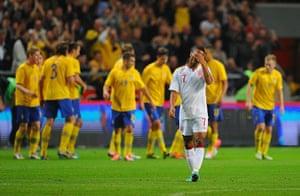 footy3: Sweden v England - International Friendly
