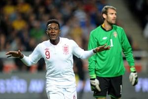 footy4: Soccer - International Friendly - Sweden v England - Friends Arena