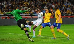 footy5: Sweden v England - International Friendly