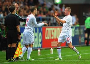 footy7: Sweden v England - International Friendly