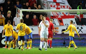 footy8: Soccer - International Friendly - Sweden v England - Friends Arena