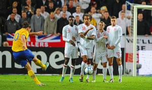 footy9: Sweden v England - International Friendly