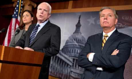 John McCain susan rice