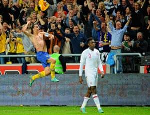 footy11: Sweden v England - International Friendly