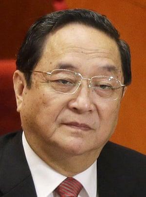 chinaleaders: Yu Zhengsheng, Shanghai party secretary