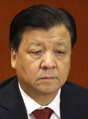 chinaleaders: Liu Yunshan, propaganda chief