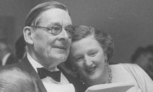 TS & Valerie Eliot