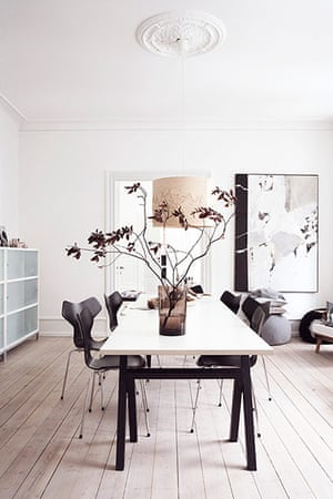 Light in the dark: Danish home style - in pictures | Life and ...