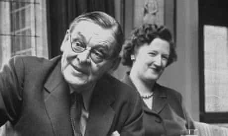 Valerie & TS Eliot