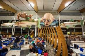 Hobbit gallery: Entertainment-NZealand-film-tourism-Hobb
