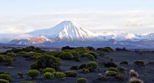 Hobbit gallery: Mount Ngauruhoe