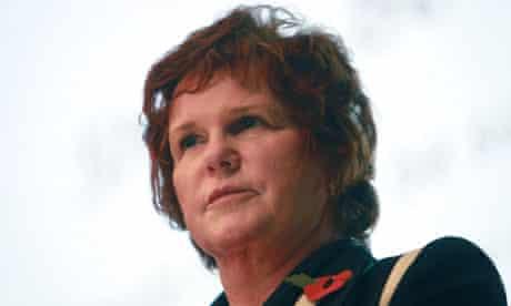 Sharon Bowles MEP