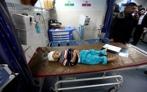 Strikes update: Aftermath of Israeli airstrikes on Gaza City - 14 Nov 2012