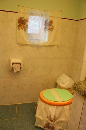 World Toilet Day: El Alto, LA Paz, Bolivia