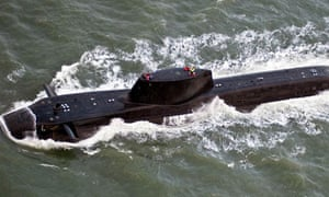 Britain's nuclear hunter-killer submarines were doomed from