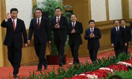 China's politburo