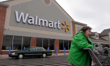 Walmart in Rhode Island