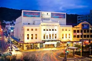 Embassy theatre, Wellington, New Zealand