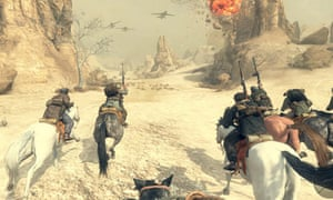 Call of Duty: Black Ops II – review | Games | The Guardian