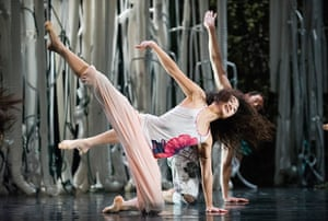 Week on stage: Aoi Nakamura in Freedom by Jasmin Vardimon Company at Sadler's Wells
