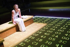 Week on stage: Billie Piper as Connie in The Effect