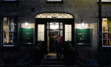 Hotel du Vin in Cambridge
