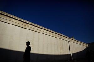 20 Photos: The service for Armistice Day at the National Memorial Arboretum in Alrewas