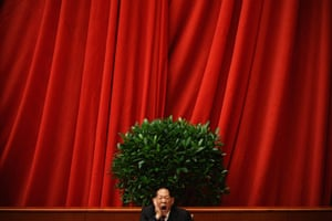20 Photos: The 18th CPC National Congress - Closing Ceremony