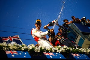 formula one: 1. F1 Grand Prix of Australia - Race