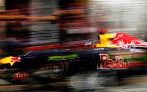 formula one: 4. Bahrain F1 Grand Prix - Race