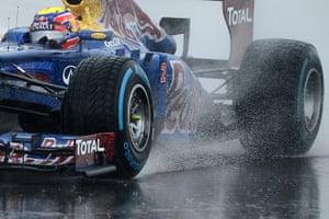 formula one: 9. Red Bull Racing's Australian driver Mark
