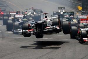 formula one: 6. Monaco F1 Grand Prix - Race