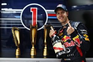 formula one: 16. F1 Grand Prix of Korea