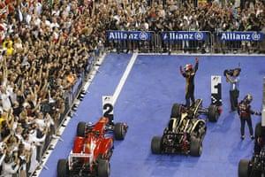 formula one: 18. F1 Grand Prix of Abu Dhabi
