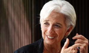 International Monetary Fund Managing Director Christine Lagarde gestures during a Reuters interview at a hotel in Manila's Makati financial district November 17, 2012.