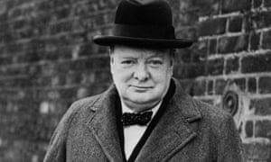 David Cameron will tell the CBI that Britain is 'in the economic equivalent of war' and that, as a result, the 'normal rules' must be circumvented, as they were when Churchill (pictured) was prime minister in the 1940s.